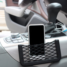 Load image into Gallery viewer, Small Car Seat Side Back Storage Net Bag