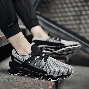Men'S Shoes Comfortable Mesh Shoes For Men Size 36-48