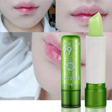 Load image into Gallery viewer, Moisture Lip Balm Aloe Vera Natural
