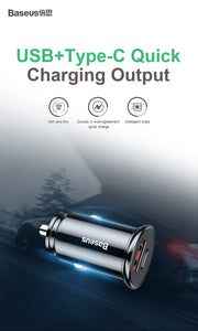 USB car charger 5A