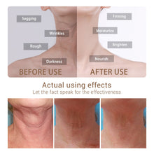 Load image into Gallery viewer, Neck Cream Neck Mask Anti Wrinkle Firming Moisturizing