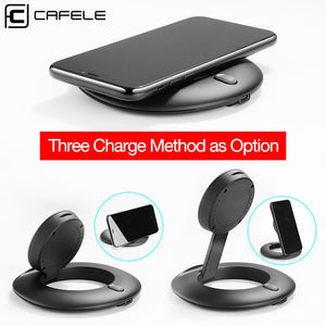 Wireless Charger 10W Qi Fast Charge Phone Charger