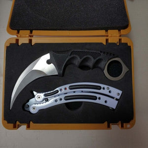 Butterfly knife CSGO trainer