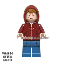 Load image into Gallery viewer, Toy Story Legoings Figures Wreck-It Ralph Alien E.T.