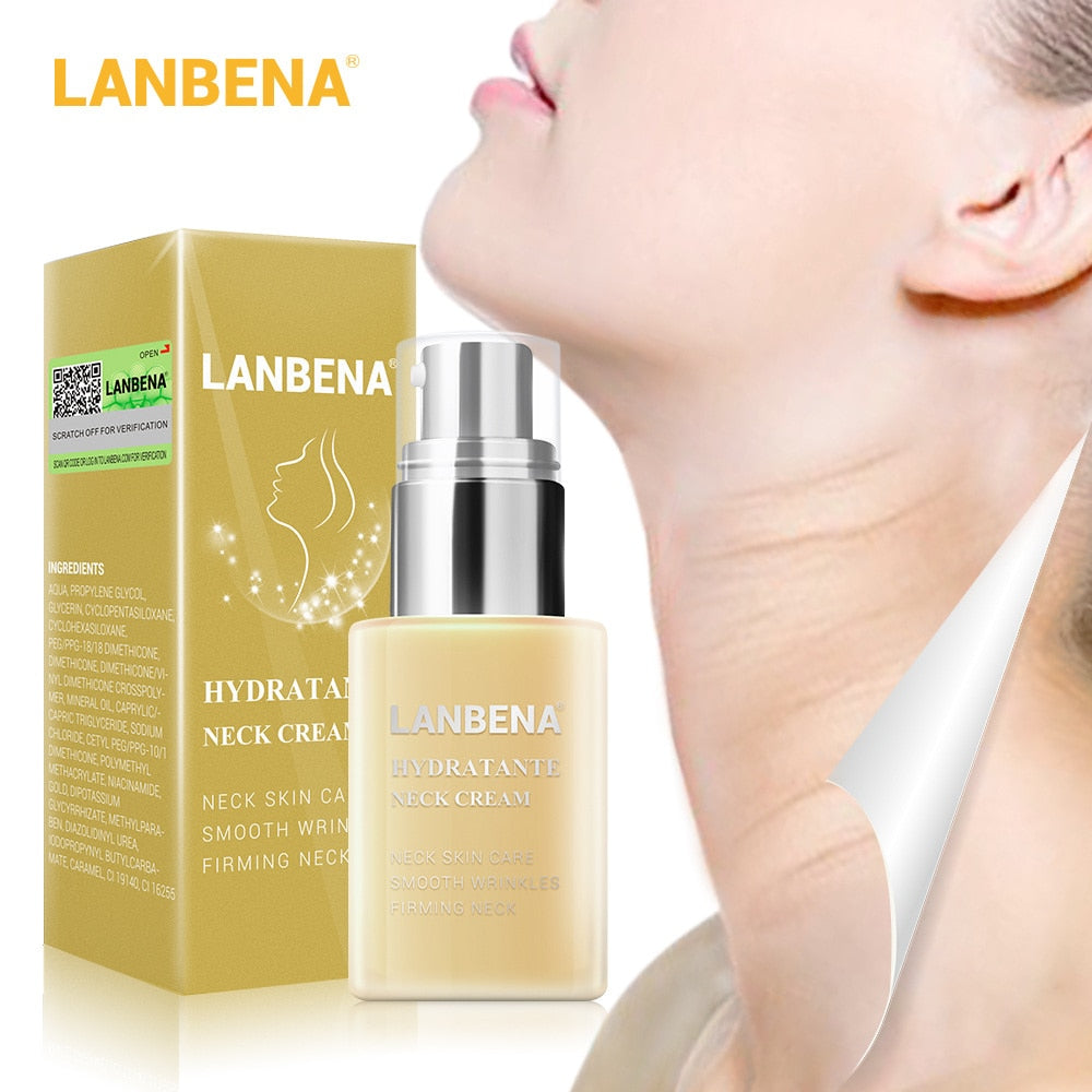 Neck Cream Neck Mask Anti Wrinkle Firming Moisturizing