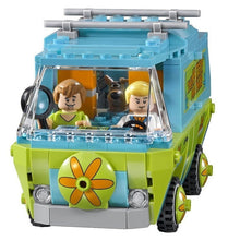 Load image into Gallery viewer, The Mystery Machine Bus Series Building Blocks