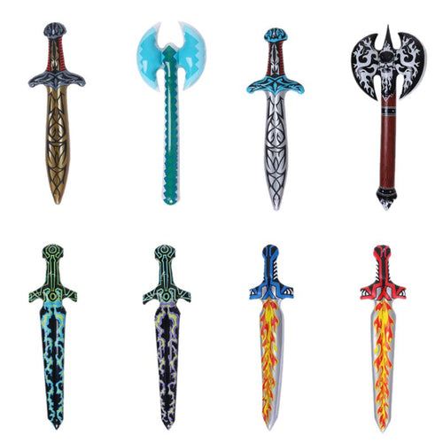 Axe Kids Toys Pirate Swords