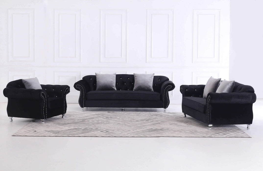 Sofia Living Room Collection