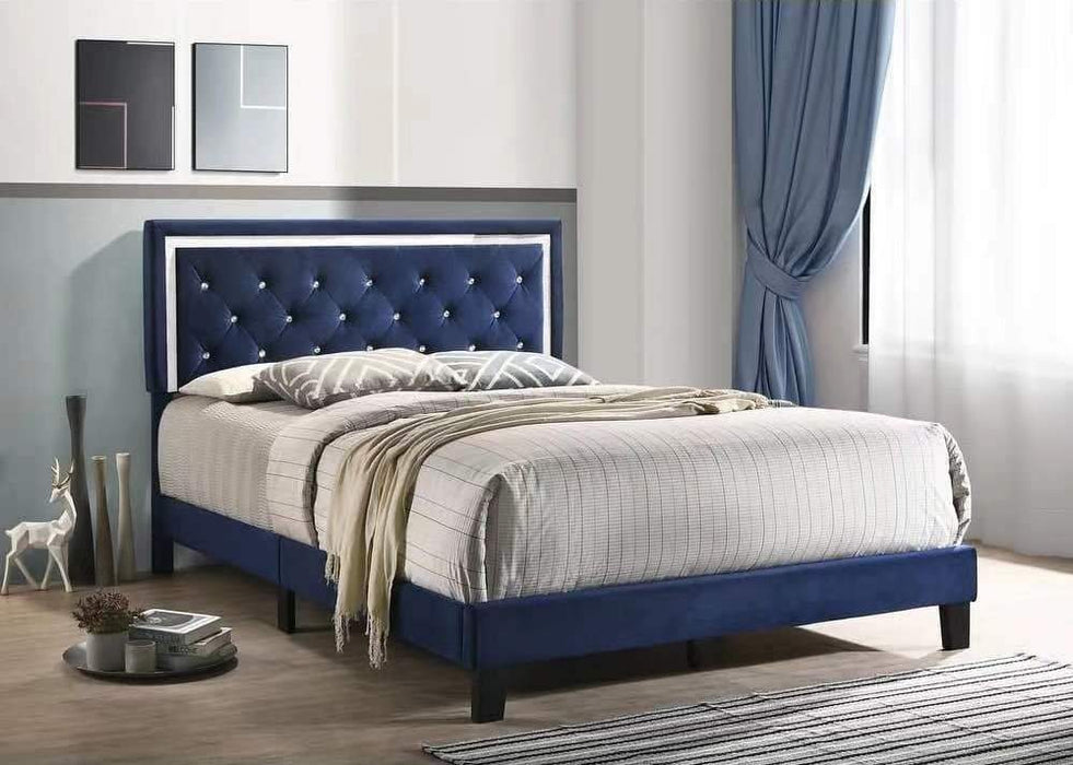 Infiniti Upholstered Bed Collection