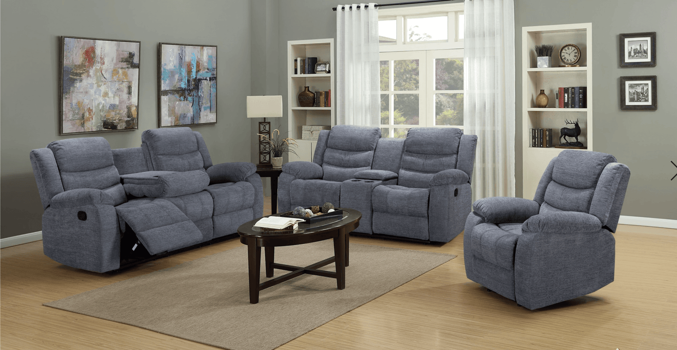 Walter Reclining Living Room Collection