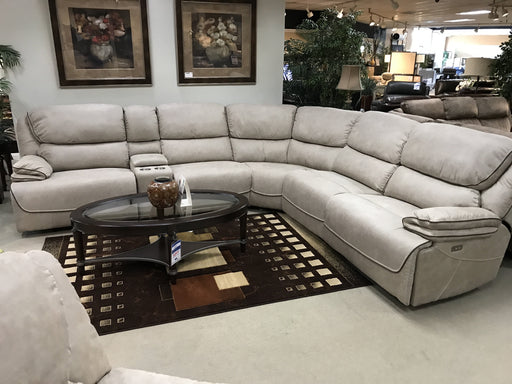 Mina Power Reclining Sectional