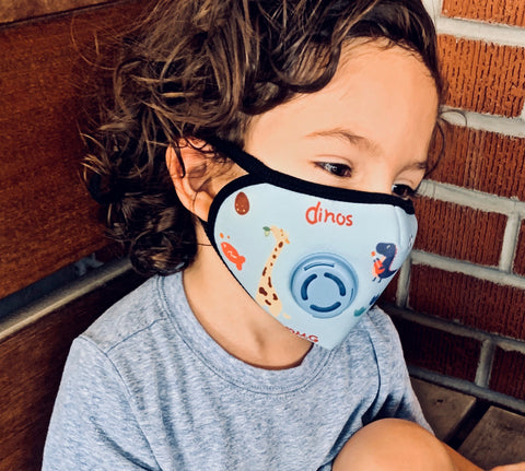 n95 reusable mask kids