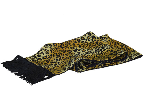 M11 Leopard Mask Scarf Set