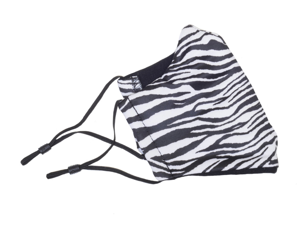 M11 Zebra Mask Scarf Set