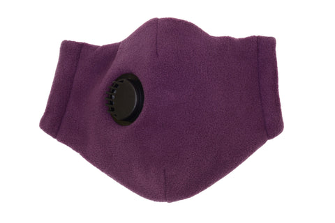 Extreme 95 Purple Fleece w/ Valve
