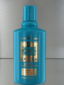 4711 Original Eau de Cologne, Shower Gel, 200ml