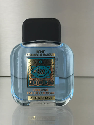 4711 Original Eau de Cologne, After Shave, 100ml - 4711