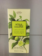 Load image into Gallery viewer, 4711 Acqua Colonia - LIME & NUTMEG, 50ml - 4711