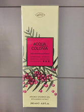 Load image into Gallery viewer, 4711 Acqua Colonia PINK PEPPER & GRAPEFRUIT Aroma Shower Gel - 200ml - 4711