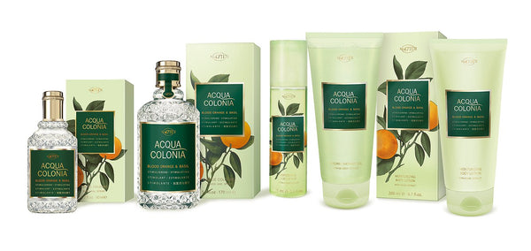 4711 Acqua Colonia BLOOD ORANGE & BASIL - 170ml