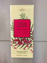 Load image into Gallery viewer, 4711 Acqua Colonia PINK PEPPER & GRAPEFRUIT - 170ml - 4711