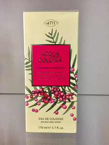 4711 Acqua Colonia PINK PEPPER & GRAPEFRUIT - 170ml