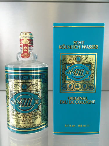 4711 Original Eau de Cologne - 200ml Splash - 4711