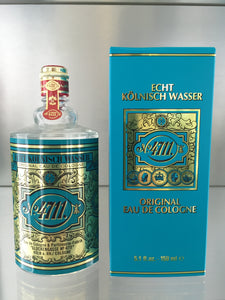 4711 Original Eau de Cologne - 200ml Splash