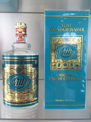 4711 Original Eau de Cologne, Splash, 300ml - 4711