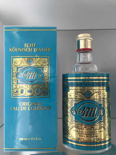 4711 Original Eau de Cologne, Splash - 800ml - 4711