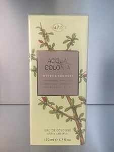 4711 Acqua Colonia Myrhh & Kumquat -  170ml