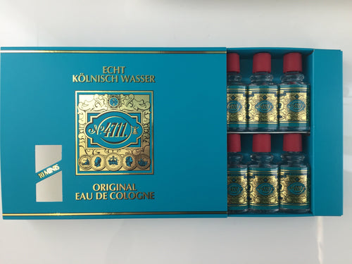 4711 Original Eau de Cologne, Party Box ( 10 x 3 ml) - 4711