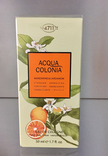 4711 Acqua Colonia MANDARINE & CARDAMOM - 50ml - 4711
