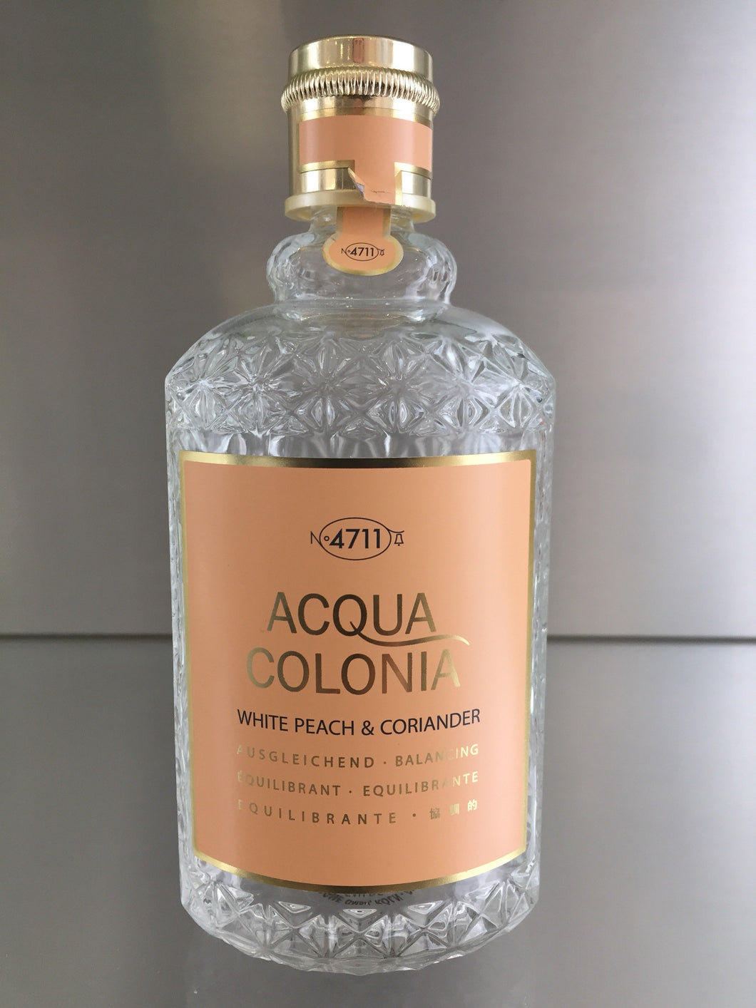 4711 Acqua Colonia White Peach & Coriander - 170ml - 4711