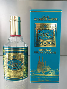 4711 Original Eau de Cologne, natural spray, 90ml - 4711