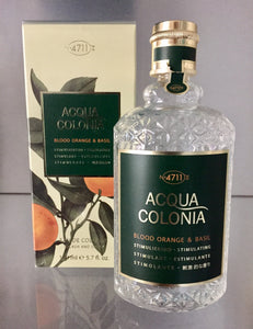 4711 Acqua Colonia BLOOD ORANGE & BASIL - 170ml - 4711