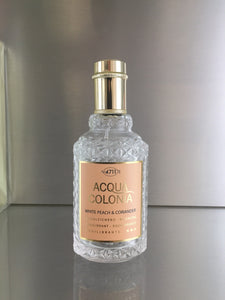 4711 Acqua Colonia White Peach & Coriander - 50ml