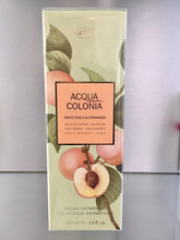 Load image into Gallery viewer, 4711 Acqua Colonia WHITE PEACH & CORIANDER, Aroma Shower Gel - 200ml - 4711