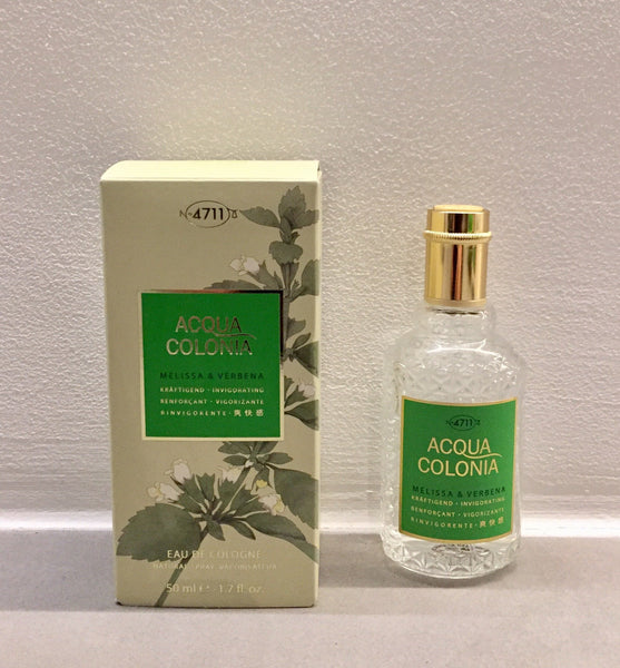 4711 Acqua Colonia MELISSA & VERBENA - 50ml