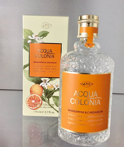 4711 Acqua Colonia MANDARINE & CARDAMOM - 170ml - 4711