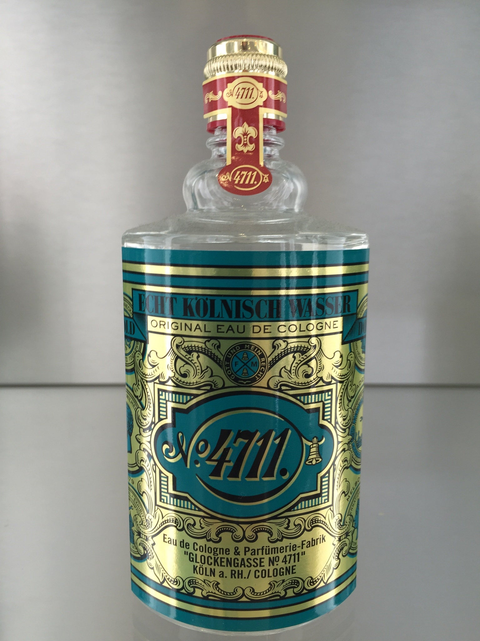 4711 Original Eau de Cologne - 150ml, splash