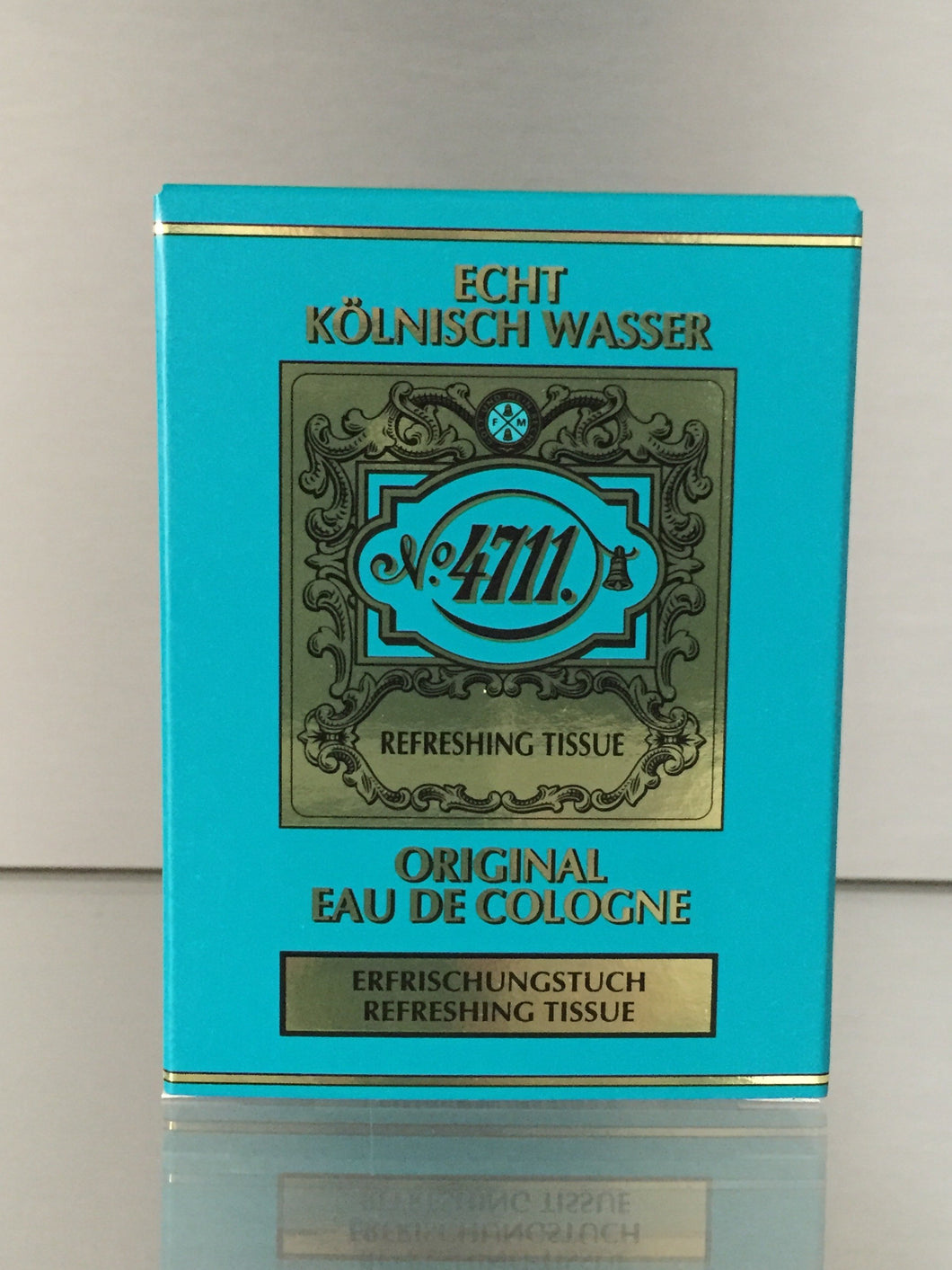 4711 Original Eau de Cologne, Refreshing Tissues - 4711