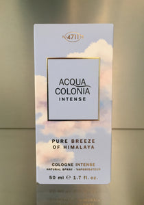 Cologne Intense - PURE BREEZE OF HIMALAYA - 50ml - 4711