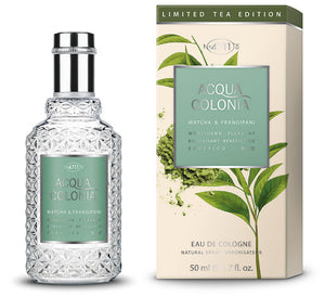4711 Acqua Colonia - MATCHA & FRANGIPANI, 50 ml