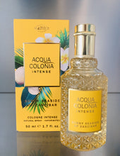 Load image into Gallery viewer, Cologne Intense - SUNNY SEASIDE OF ZANZIBAR - 50ml - 4711