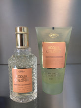 Load image into Gallery viewer, 4711 Acqua Colonia WHITE PEACH & CORIANDER - GIFT PACK - 4711