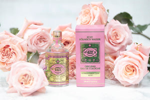 ROSE - 4711 Floral Collection, 100ml