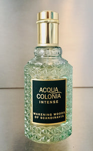 Cologne Intense - WAKENING WOODS OF SCANDINAVIA - 50ml - 4711