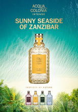 Load image into Gallery viewer, Cologne Intense - SUNNY SEASIDE OF ZANZIBAR - 170ml - 4711