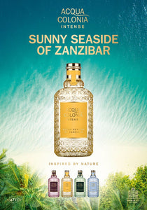 Cologne Intense - SUNNY SEASIDE OF ZANZIBAR - 170ml - 4711